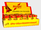 RUSH BOX - 18x RUSH Poppers